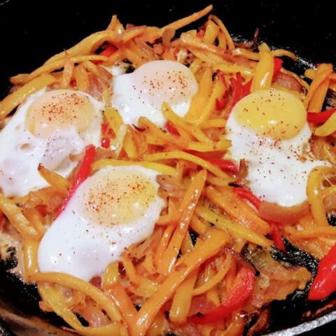 Flamenco Eggs-ProfusionCurry