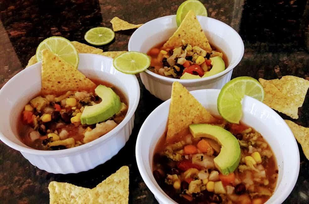 Tortilla Soup-InstantPot