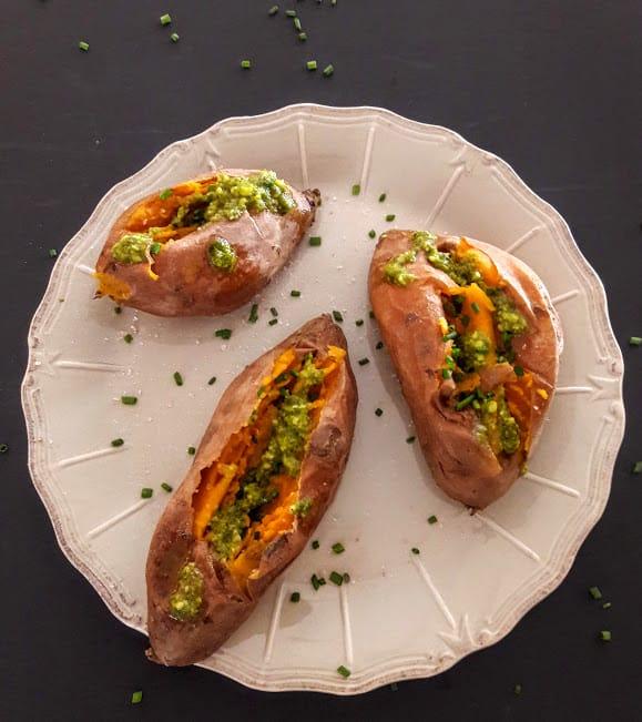 Best Sweet Potato Recipe in InstantPot