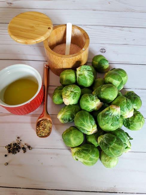 Classic Crispy Brussels Sprouts Recipe