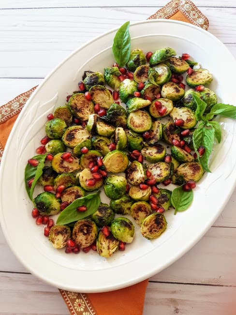 Classic Crispy Brussels Sprouts Recipe