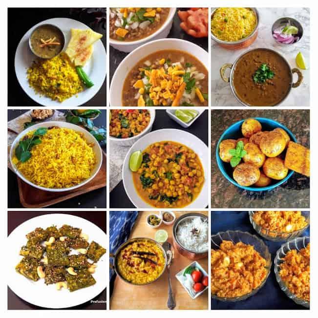 InstantPot Easy Indian Recipe Roundup-ProfusionCurry