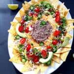 Super Delicious Nachos Gameday Recipe