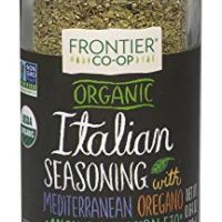 Frontier Italian Seasoning Certified Organic, 0.64-Ounce Bottle