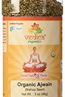 Vedica Organics - Organic Ajwain (Bishop Seed)