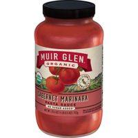 Muir Glen Organic Cabernet Marinara, 25.5 oz