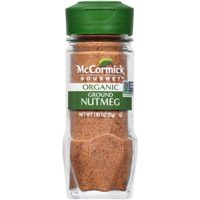 MC CORMICK NUTMET GROUND ORG 1.81OZ