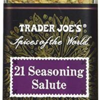 Trader Joe's 21 Seasoning Salute Blend, 2.2oz