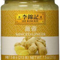 Lee Kum Kee Ginger Minced 7.5 OZ