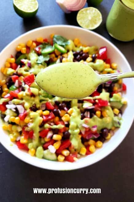 Corn Salad Recipe Cilantro Lime